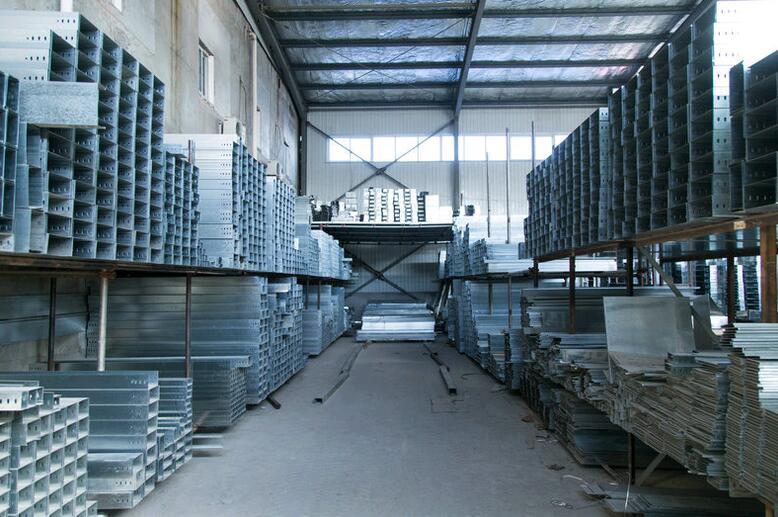 防火梯式电缆桥架 2米一根 多种颜色可定 赠送配套连接