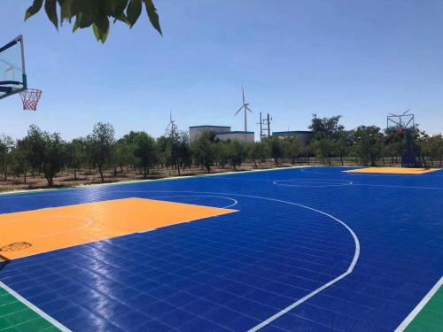 硅PU  硅PU篮球场  铺设篮球场地 室外硅PU  硅PU运动场地