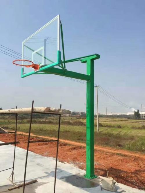 箱式篮球架 地埋篮球架 篮球架安装  液压篮球架  凹箱篮球架 平箱篮球架 兰州篮球架 篮球框