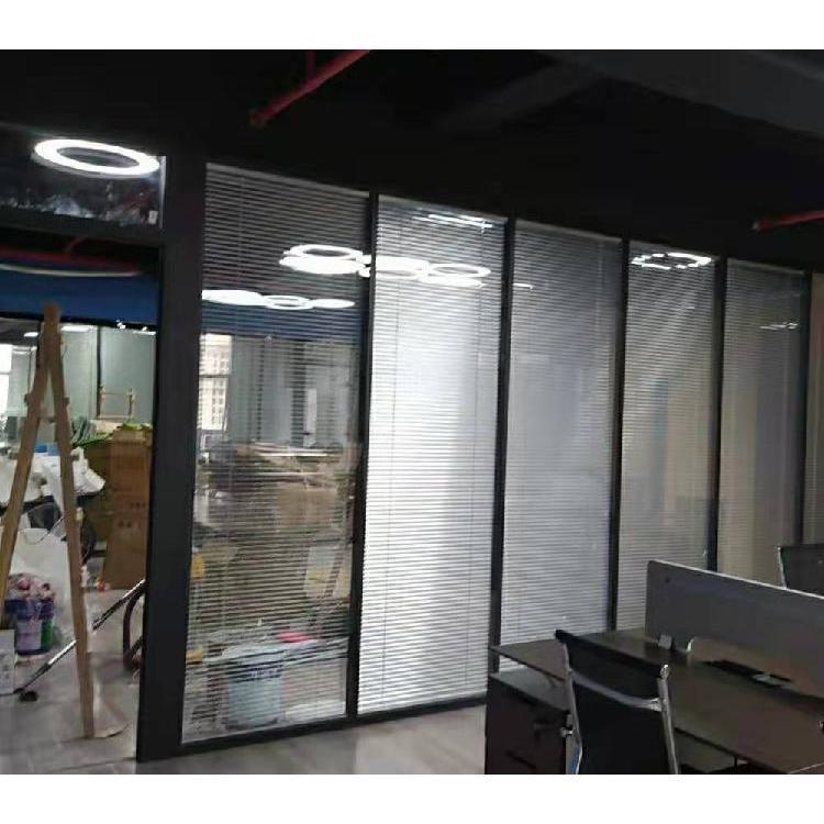 贵州玻璃隔断厂家办公楼 写字楼  欢迎来电
