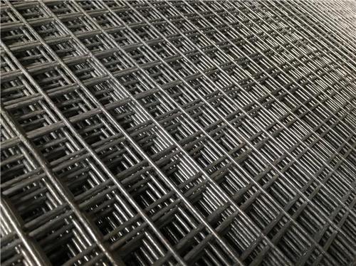 建筑工地焊接钢筋网片 定制建筑网片 螺纹钢筋网片
