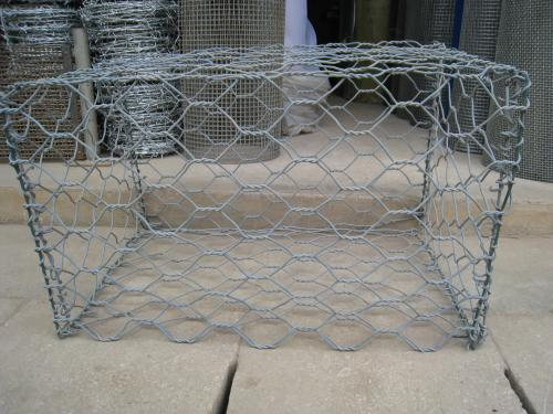 河道防护格宾网 生产厂家 边坡防护格宾网 金天元 防洪格宾网